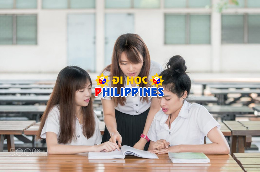 Du học Philippines học tiếng anh
