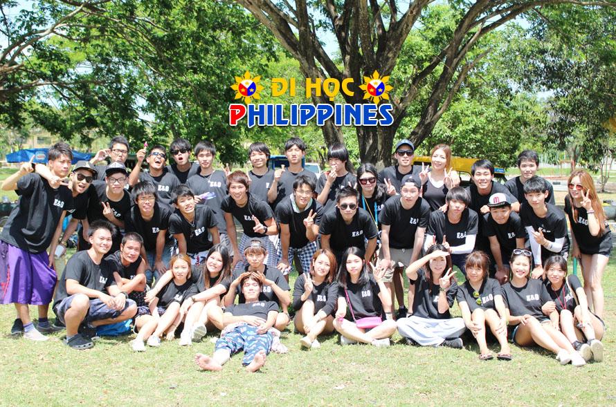 Du học Philippines tại trường anh ngữ E&G