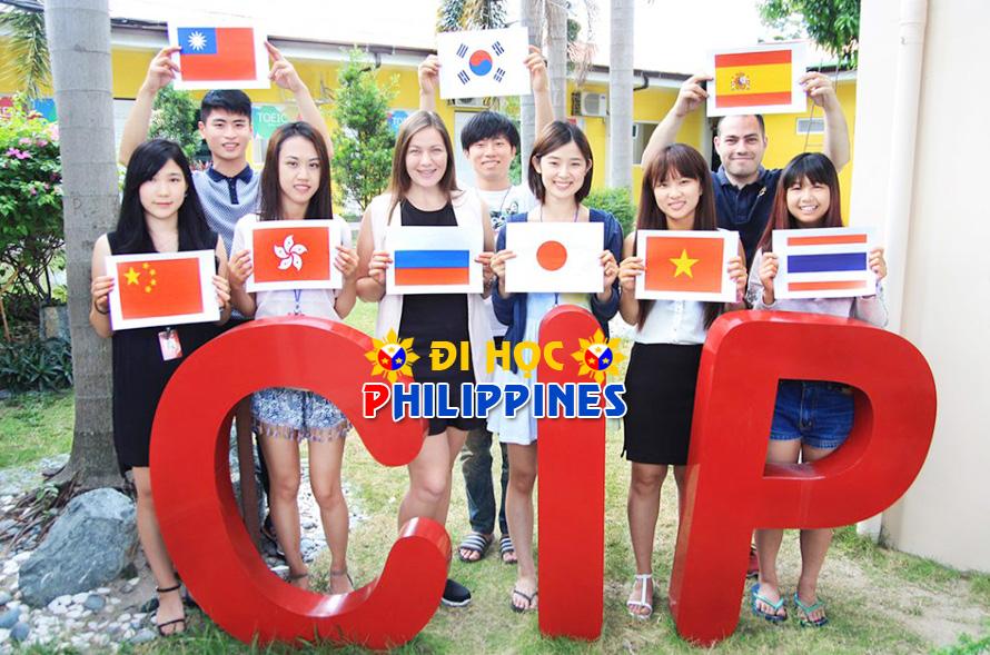 Ưu đãi du học Philippines tại Học viện anh ngữ CIP
