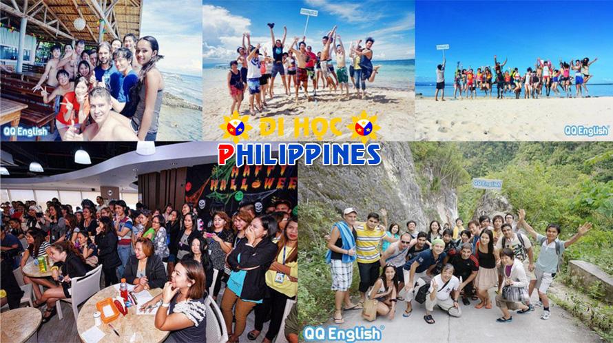 Các hoạt động ngoại khóa của trường anh ngữ QQ English Philippines