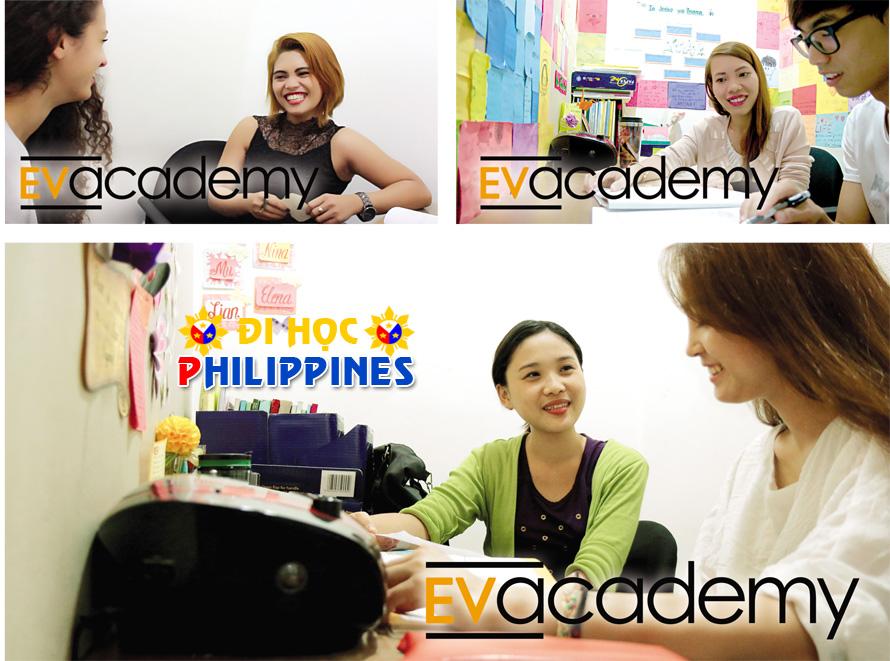 Du học Philippines học chứng chỉ TESOL tại Học viện anh ngữ EV