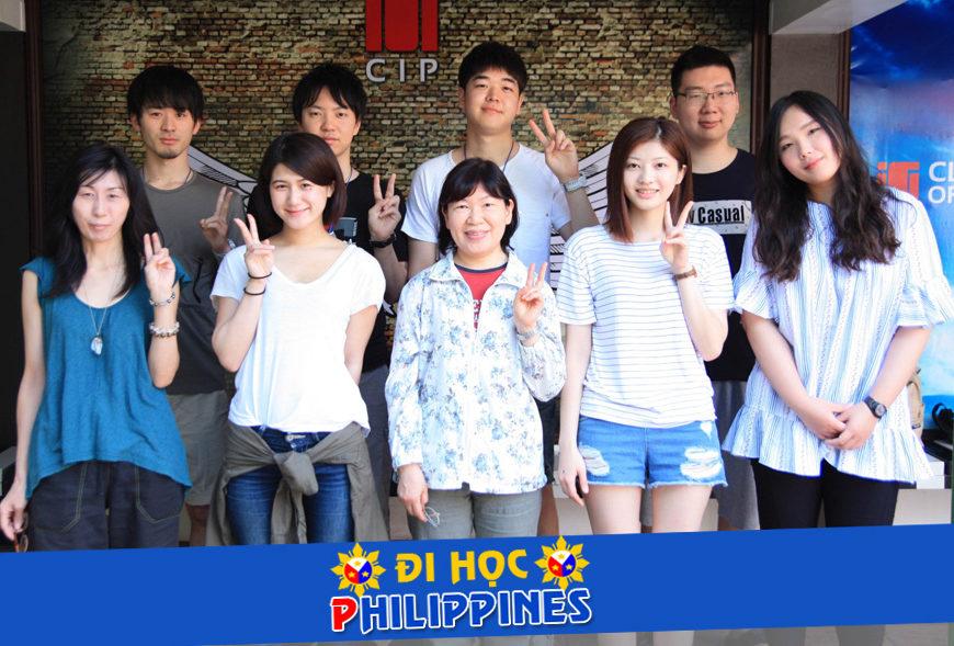 Du học Philippines khóa IELTS tại Học viện anh ngữ CIP