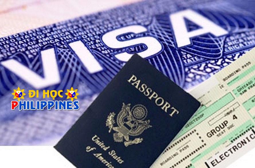 Thủ tục xin visa du học Philippines như thế nào