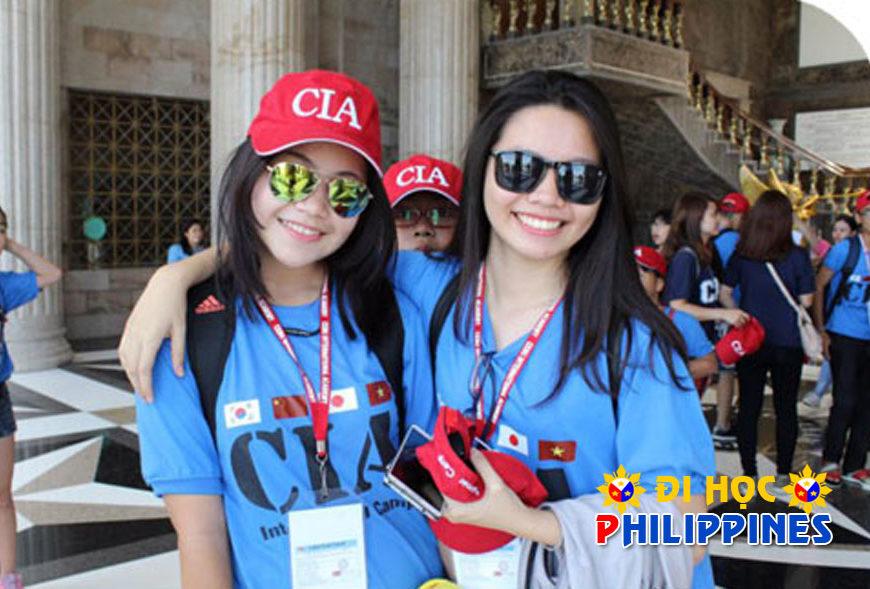 Du học hè Philippines tại trường anh ngữ CIA