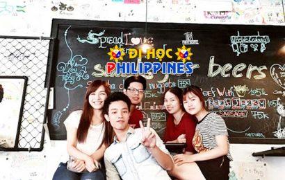 Du học tiếng anh tại Philippines – lựa chọn của nhiều sinh viên Việt Nam.