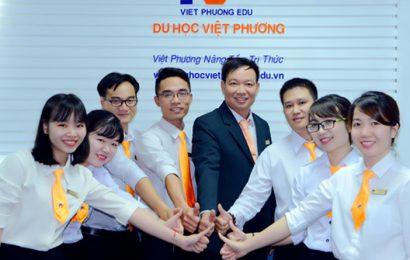 Tin tuyển dụng các vị trí của công ty tư vấn du học Việt Phương