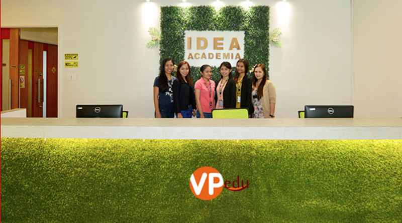 anh ngữ IDEA tại Philippines