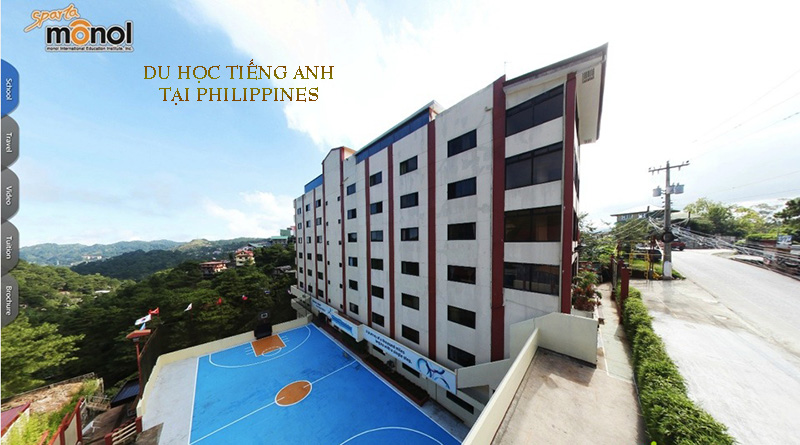 Du học Philippines tại trường anh ngữ MONOL, Baguio