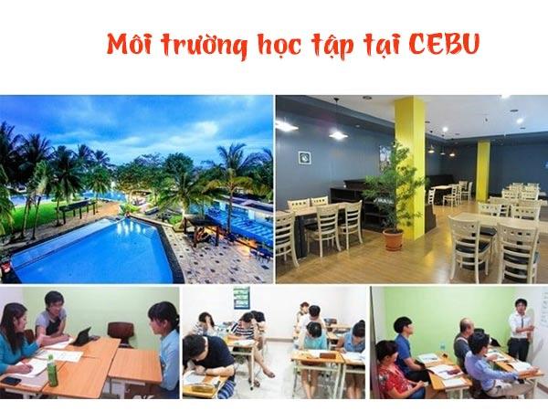 Môi trường học tập tại Cebu Philippines